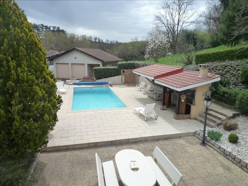 Venta  casa Vienne 395000€ - Fotografía 8