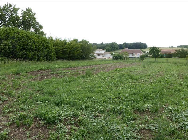 Vente terrain Beaumont 39000€ - Photo 1