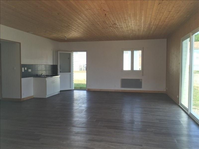 Vente maison / villa Liguge 128000€ - Photo 3