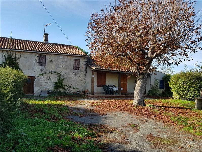 Sale house / villa Le thou 137150€ - Picture 1
