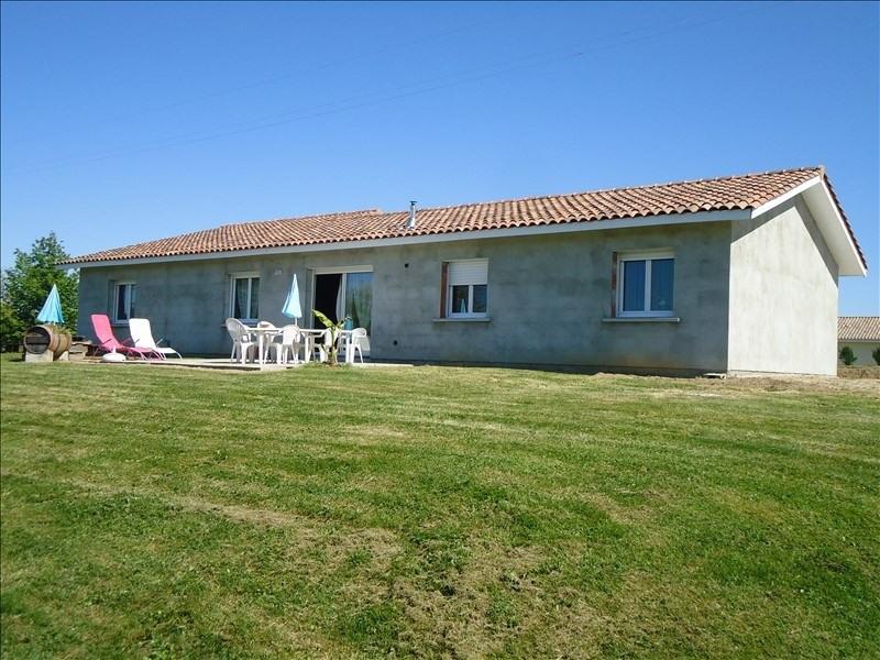 Vente maison / villa Langon 228000€ - Photo 1