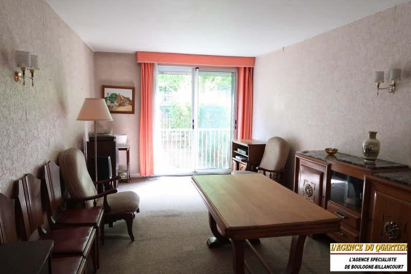 Vente appartement Boulogne billancourt 439 000€ - Photo 1