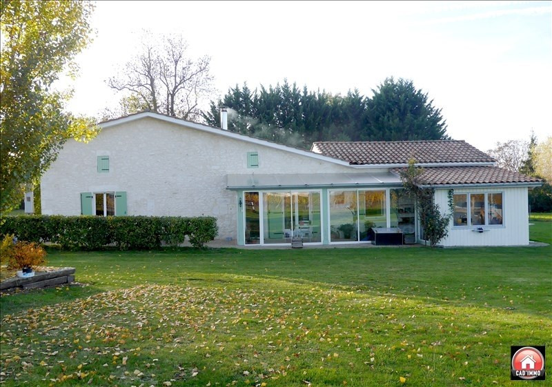 Vente maison / villa Saussignac 256 000€ - Photo 1