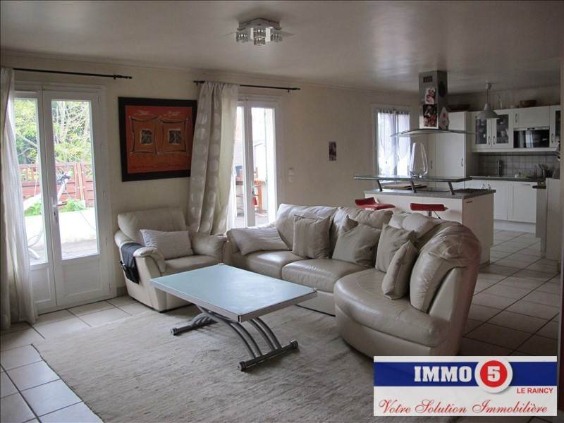 Vente maison / villa Gagny 375000€ - Photo 3