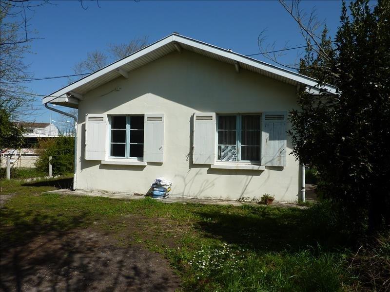 Vente maison / villa Pessac 315000€ - Photo 1