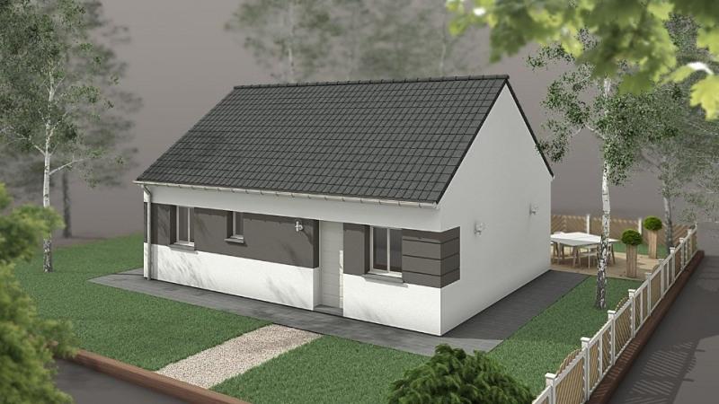 Maison  3 pièces + Terrain 765 m² Gonneville-la-Mallet par LES MAISONS EXTRACO- AGENCE LE HAVRE