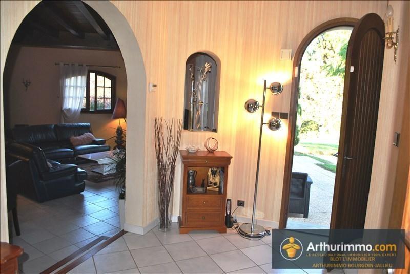 Vente maison / villa St alban de roche 399000€ - Photo 3