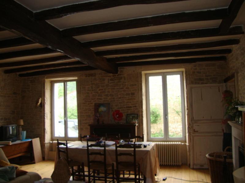 Vente maison / villa Doeuil-sur-le-mignon 127800€ - Photo 4
