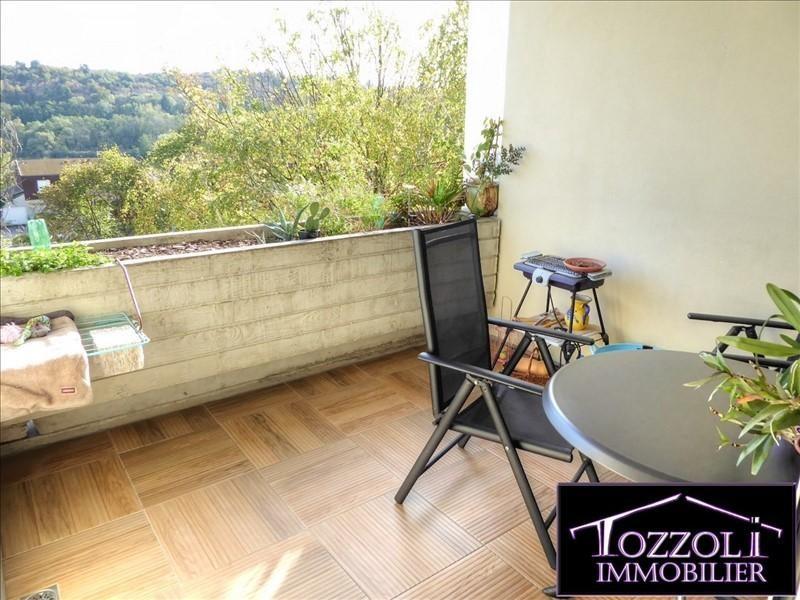 Sale apartment Villefontaine 104000€ - Picture 3