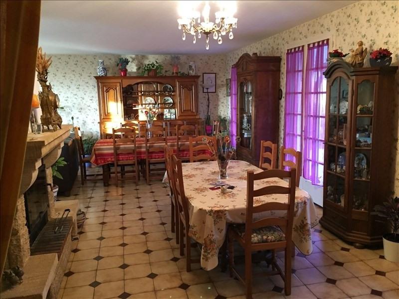 Vente maison / villa La villedieu du clain 294000€ -  3