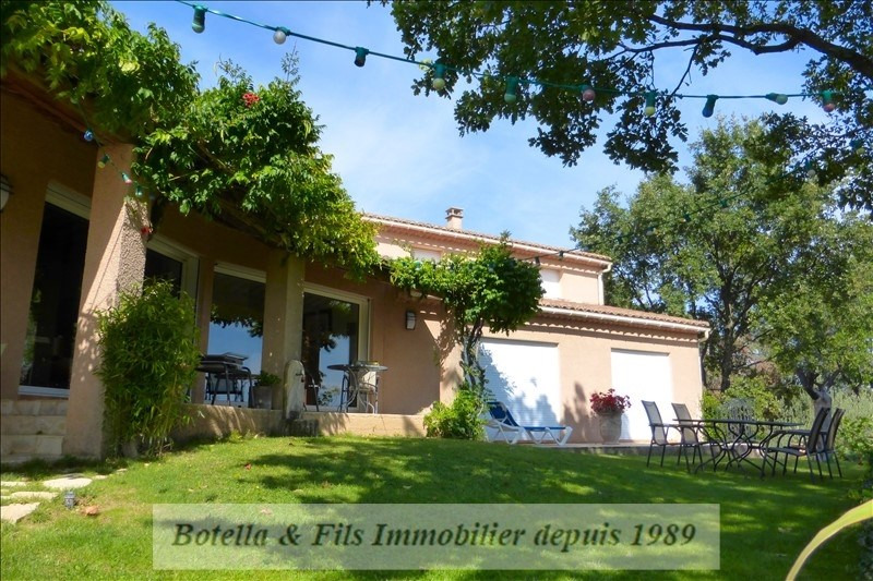 Vente de prestige maison / villa Goudargues 598000€ - Photo 15