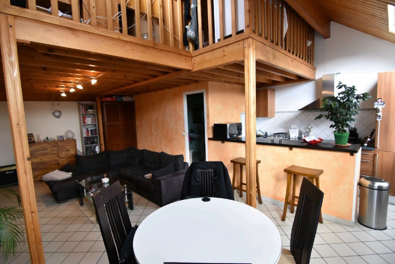 Investment property apartment Le mesnil en thelle 160 000€ - Picture 2