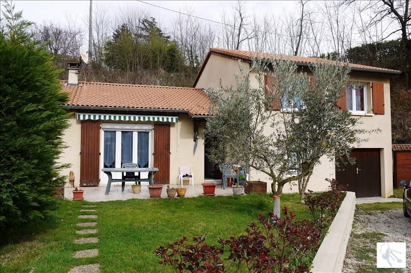 Venta  casa Roussillon 239500€ - Fotografía 1