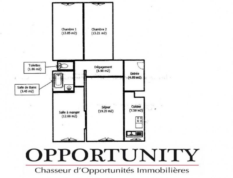 Vente appartement Champigny-sur-marne 255000€ - Photo 8