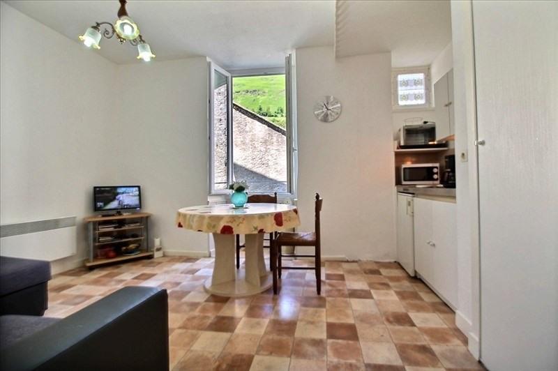 Sale apartment Eaux bonnes 55000€ - Picture 1