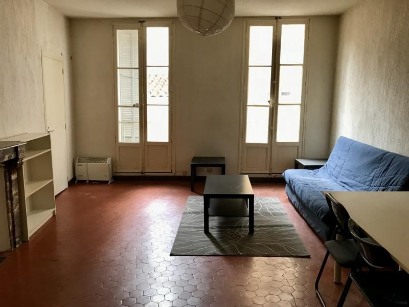 Rental apartment Aix en provence 592€ CC - Picture 2