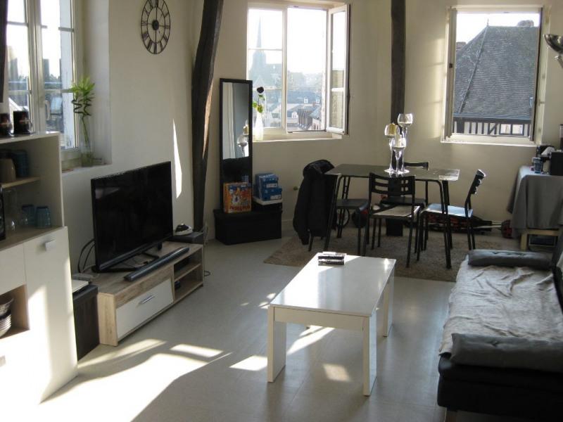 Rental apartment Verneuil d avre et d iton 495€ CC - Picture 1