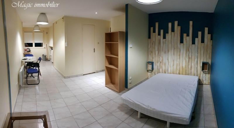 Rental apartment Nantua 270€ CC - Picture 1