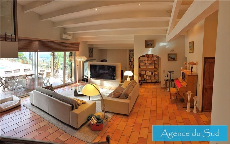 Vente de prestige maison / villa Cassis 1050000€ - Photo 1