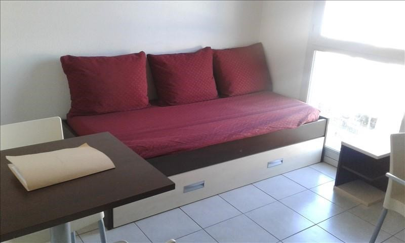 Rental apartment Villeurbanne 470€ CC - Picture 1