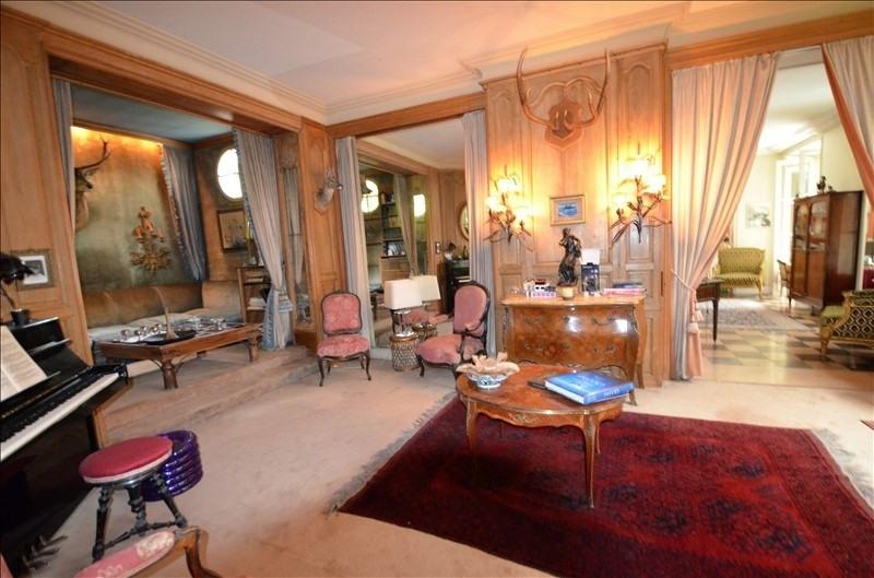 Deluxe sale house / villa Croissy sur seine 2266000€ - Picture 6