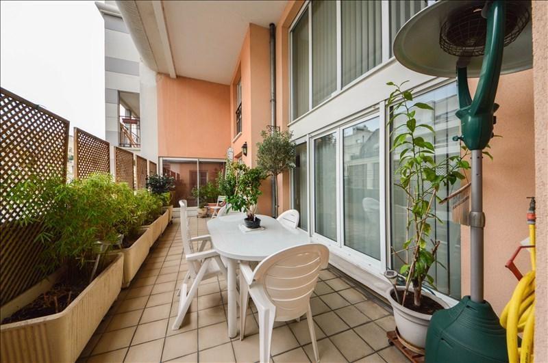 Vente appartement Courbevoie 840000€ - Photo 2