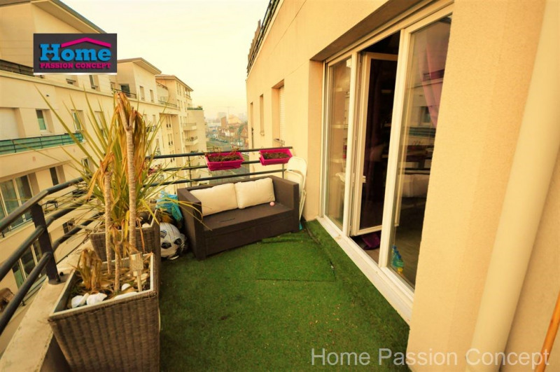 Vente appartement Colombes 369000€ - Photo 8