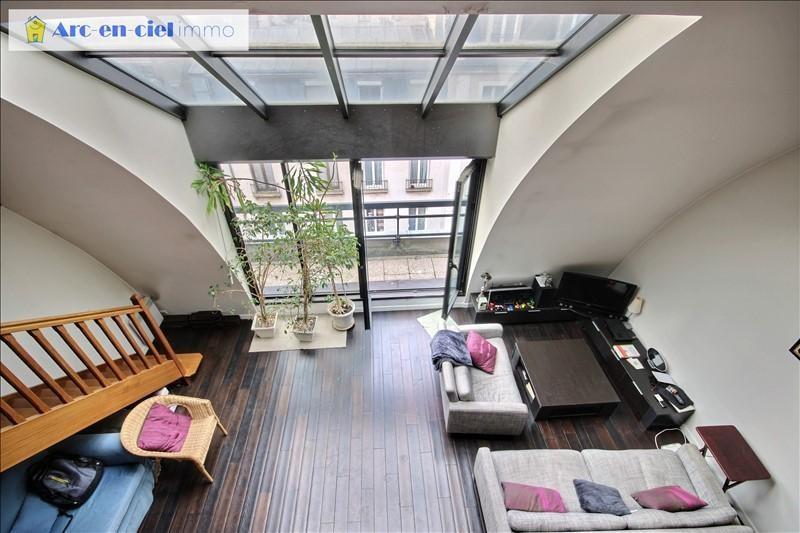 Vente appartement Paris 19ème 649000€ - Photo 3