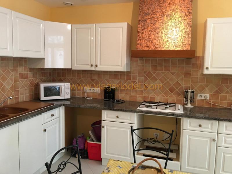 Vendita nell' vitalizio di vita appartamento Le val 51000€ - Fotografia 3