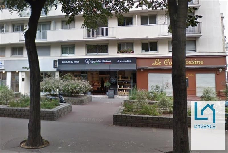 Vente local commercial Paris 15ème 477 000€ - Photo 1