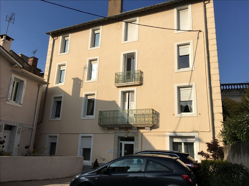 Produit d'investissement immeuble Lamalou les bains 389600€ - Photo 1
