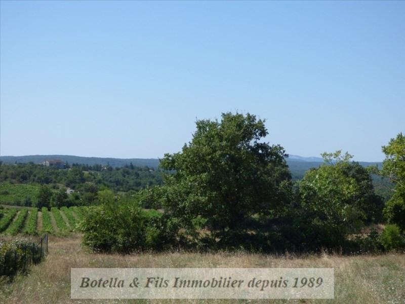 Verkauf grundstück Barjac 89400€ - Fotografie 3