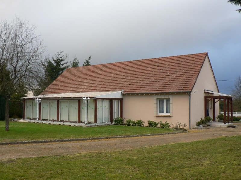 Sale house / villa Villefranche sur cher 180200€ - Picture 1