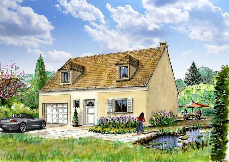 Maison  5 pièces + Terrain 490 m² Lamorlaye (60260) par MAISONS BELL