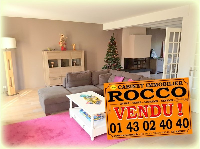 Vente maison / villa Villemomble 547 000€ - Photo 1