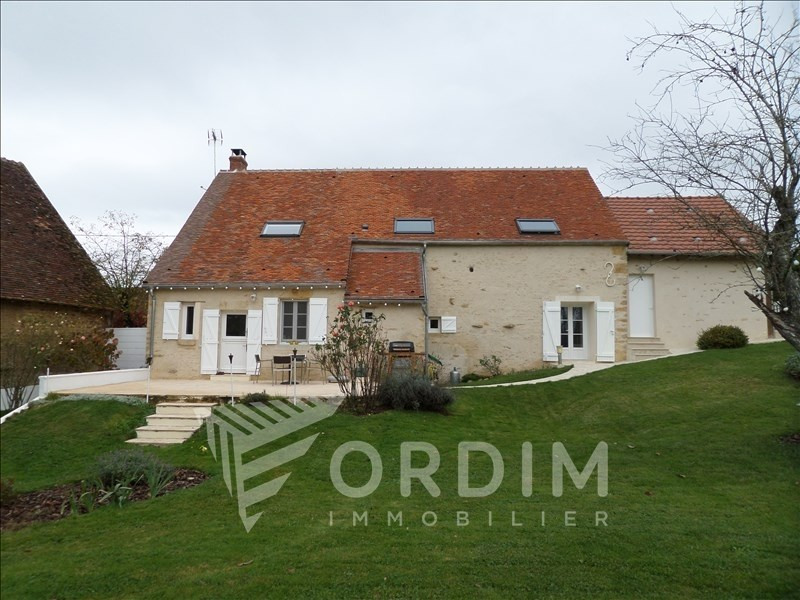 Vente de prestige maison / villa Donzy 243000€ - Photo 1