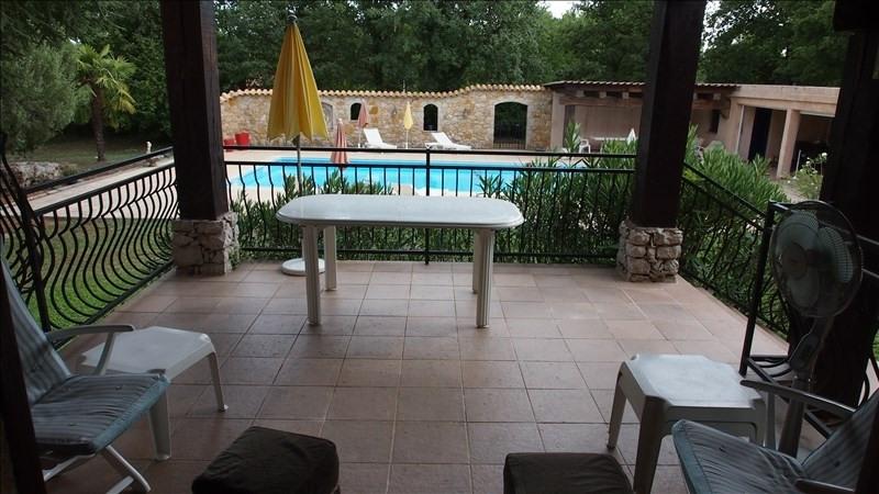 Vente de prestige maison / villa Saint cezaire sur siagne 599550€ - Photo 5