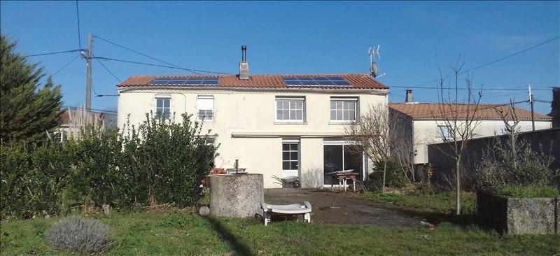 Vente maison / villa Surgeres 152900€ - Photo 1