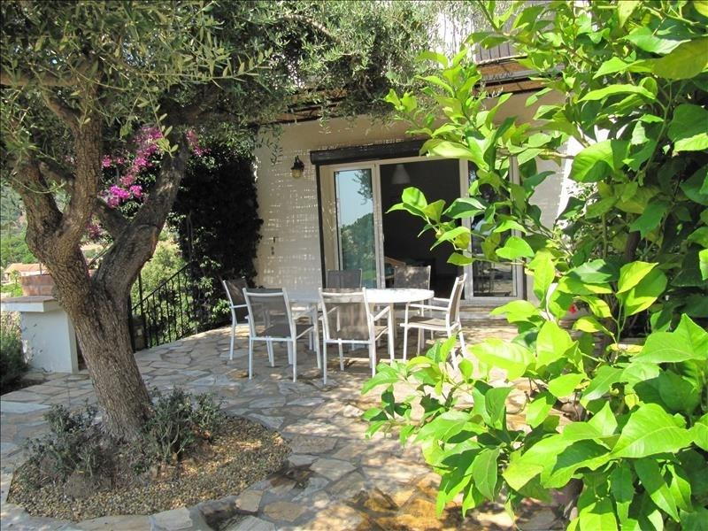 Deluxe sale house / villa Cavalaire sur mer 788000€ - Picture 2