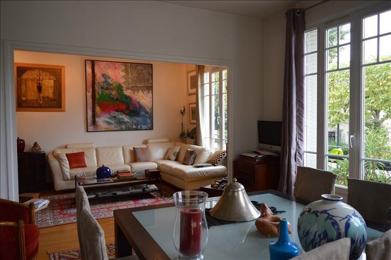 Vente appartement La varenne st hilaire 367500€ - Photo 1