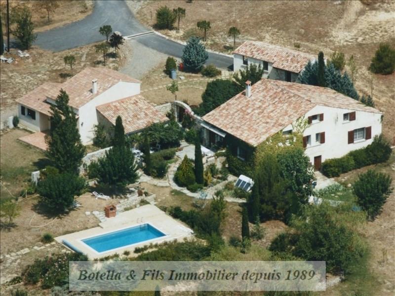 Venta  casa Barjac 442000€ - Fotografía 1