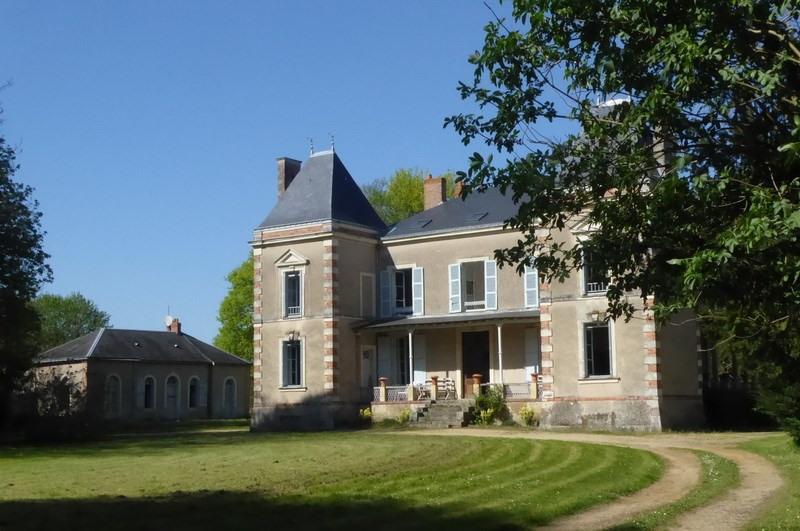 Deluxe sale house / villa Angers 15 mn est 600000€ - Picture 1