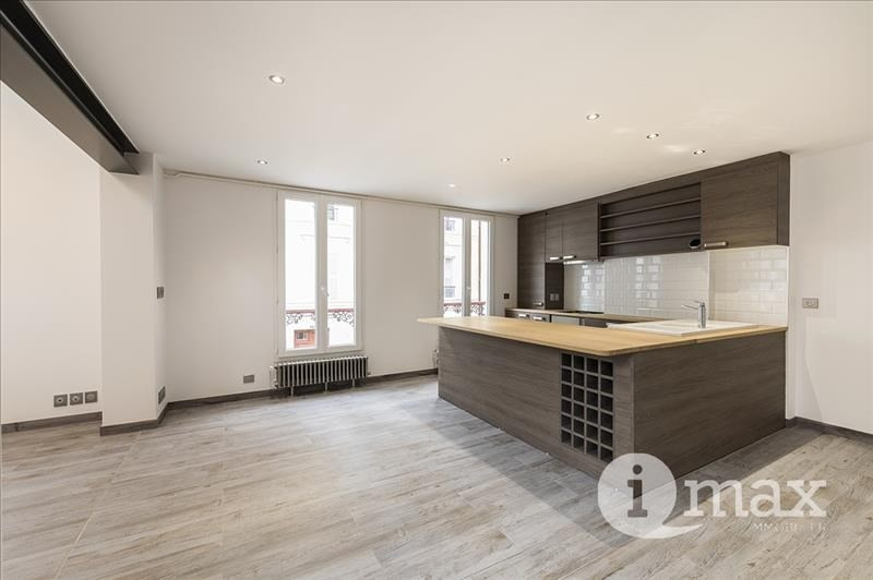 Vente appartement Levallois perret 599000€ - Photo 1
