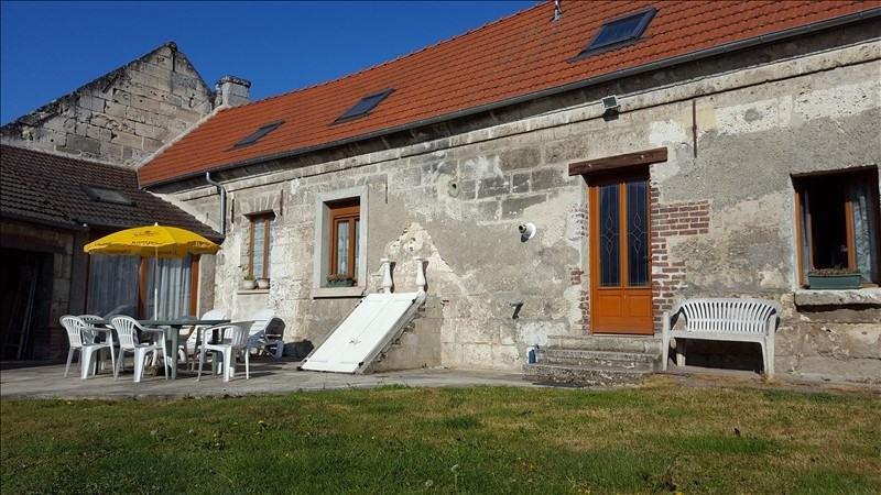 Vente maison / villa Ribecourt dreslincourt 168000€ - Photo 1