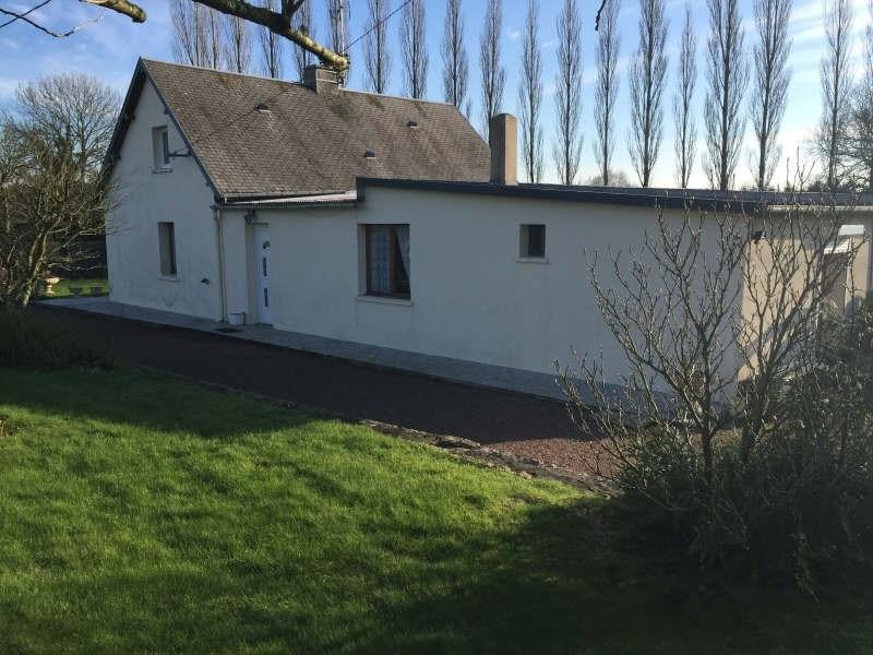 Vente maison / villa Vesly 184000€ - Photo 1