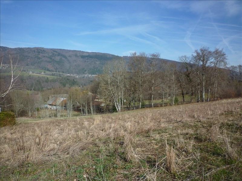 Venta  terreno Menthonnex en bornes 159000€ - Fotografía 1