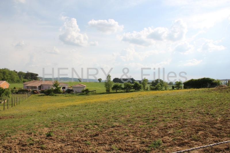 Sale site Samatan 121000€ - Picture 1