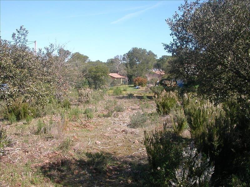 Vente terrain Le cannet des maures 141000€ - Photo 4
