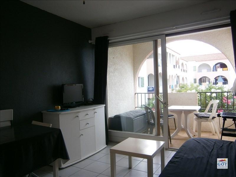 Location appartement Le barcares 470€ CC - Photo 3