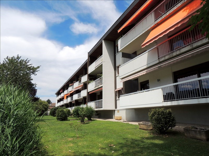 Vente appartement Ferney voltaire 416000€ - Photo 1